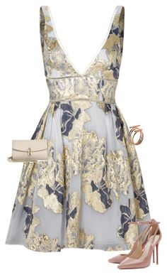"""""""Sin título #2148"""" by karenvillagra on Polyvore featuring moda, Notte by Marchesa y Dolce&Gabbana"""