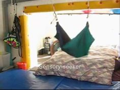 sensory processing disorder integration therapy video