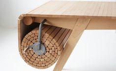 Multifunctionele Indoor Picknicktafel : 100 beste afbeeldingen van functions in 2018 folding furniture