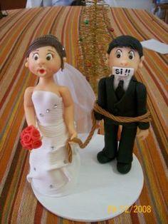 novios tipo muñecos para tort adornos de torta de bodas novios porcelana fria modelado