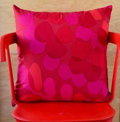 """Marimekko Pillow Cover Handmade 20""""x20"""" (50x50cm) by PantsandPillows"""