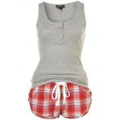 Plain pyjamas