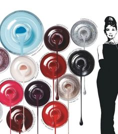 The OPI Breakfast at Tiffany's Holiday 2016 Collection looks to an iconic past to bring back Hollywood style and glamour. You down?