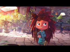 """Monsterbox"", by ESIA 3D Bellecour [3D animated short film] - YouTube"