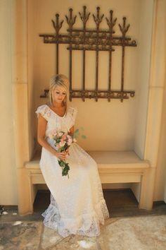 Vintage Wedding Dress - Kassia
