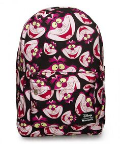 fad63be459 Cheshire Cat All-Over Backpack  zulilyfinds Disneyland World
