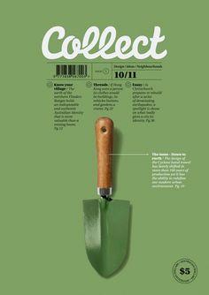 layout / green / simplistic