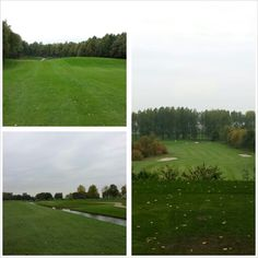 GC Zoetermeer. Right famous hole 12.