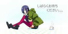Tokyo Ghoul Anime Characters, Fictional Characters, Green Jacket, Tokyo Ghoul, Dinosaur Stuffed Animal, Darth Vader, Manga, Animals, Anime Cosplay
