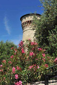 Castello di Brescia, particolare