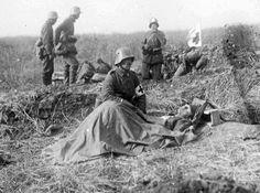 Sterbender, Somme 1916