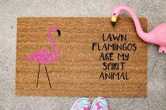 flamingo, acessorios, coisas, decoracao, roupas, tapete