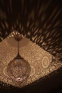 Malik Luxury Ceiling Lantern | Moroccan Lanterns | MyCraftWork, LLC