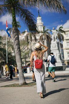 Chanel Backpack, Cuba, La Havana, Pam Hetlinger, The Girl From Panama, CHANEL Cuba Diary