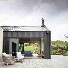 Photo Gallery | COLORBOND® steel Australian Sheds, Shale Grey, Corrugated Roofing, Native Design, Australian Architecture, Old Farm Houses, Wall Cladding, Photographic Studio, House Roof