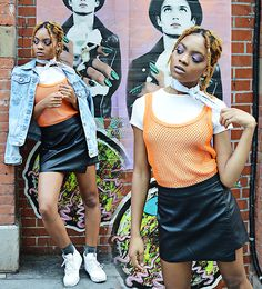 Get this look: http://lb.nu/look/8348025  More looks by Alicia Nicholls: http://lb.nu/alicianich  Items in this look:  Boohoo Ava Mesh Vest   #edgy #sporty #street #urbanstyle #boohoo #myboohoostyle #boohoousa