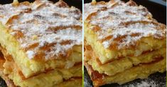 Tej, Breakfast Recipes, Pancakes, French Toast, Sweets, Foods, Kuchen, Food Food, Food Items