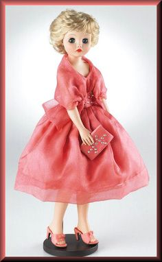 Paradise Gallery Candy Fashion Dolls Marie Osmond Candy in Pink