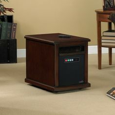Colby Power Electric Heater in Empire Cherry -10HM1342 Warm up for #Winter!