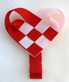 Perfect for Valentines Day.   Has a special Non-Slip Strip so once you put it in your hair it will STAY!