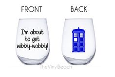 Hey, I found this really awesome Etsy listing at https://www.etsy.com/listing/231387166/doctor-who-inspired-wine-glass-tardis