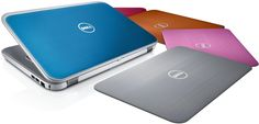Dell Inspiron 15R with interchangeable SWITCH lids. Stay stylish and connected.