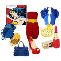 You today, Wonder Woman tomorrow.