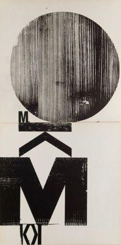 Wolfgang Weingart | Block Type