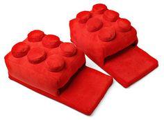 The Building Brick Slippers  Gadgetsin