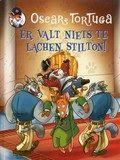 Er valt niets te lachen Stilton  Oscar Tortuga Reserveer: http://www.bibliotheekhelmondpeel.nl/webopac/FullBB.csp?WebAction=ShowFullBB&EncodedRequest=*2D4*60*00*07B*01*0E*99q*83*20Eo*7D*C0&Profile=Profile24&OpacLanguage=dut&NumberToRetrieve=50&StartValue=2&WebPageNr=1&SearchTerm1=ER%20VALT%20NIETS%20TE%20LACHEN%20STILTON%20DL%205%20BOEK%20OSCAR%20TORTUGA%20VERT%20UIT%20HET%20ITALIAANS%20LOES%20RANDAZZO%20I%20.1.188627&SearchT1=&Index1=1*Index1&SearchMethod=Find_1&ItemNr=2