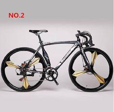 New Fast VISP RD-Machete AL 52cm 700C 3 Spokes Road Bike Speed Road Bicycle Disc #Cyrusher