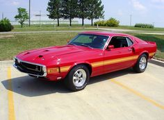 1969 Shelby Mustang GT 500