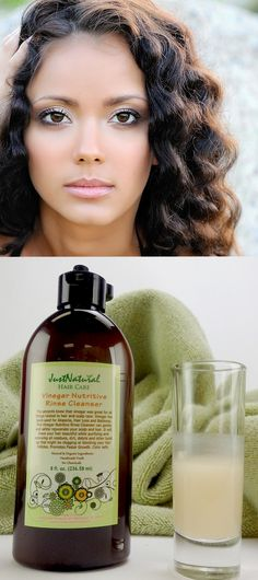 Nothing is more depressing than losing your hair. Vinegar Has Been Used for Decades to Stop Hair Loss & Grow New Hair.  Vinegar is naturally anti-bacterial and anti-fungal which helps provide scalp friendly environment to promote healthy hair grow while discouraging scalp fungus and other pathogens…Learn More at http://www.justnaturalskincare.com/hair-grow-new-hair/vinegar-nutritive-rinse-cleanser.html