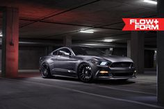 An Awesome Magnetic Mustang GT With HRE Wheels The value of the 2016 Ford Mustang cannot be denied by anybody, even its most ferocious critics. For a fair price you get a big sized, beautiful car. For example, for only 23 895 dollars, you can buy a V6 Fastback in the United States, equal to a Toyota Camry entry-level.  Nobody claims that...