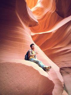 Tips on hiking Antelope Canyon, Arizona