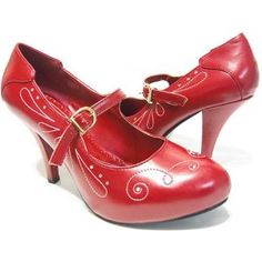 I could look at beautiful shoes for a living... anyone want to pay me to do that?