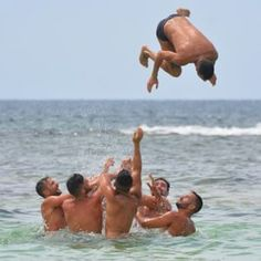 Corporate outings are a place for fun growth and freedom. During corporate outings strategies, can be set, they can also be an icebreaking place where the Psychology Today, Beach Pictures, Beach Fun, The Life, Free Stock Photos, Swimming, Ocean, In This Moment, Travel