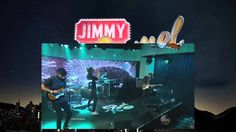 Incubus | Absolution Calling | Jimmy Kimmel Live! 12 Feb 2015