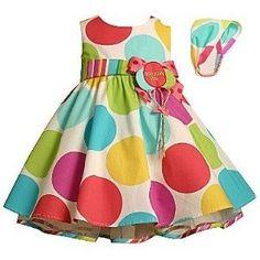 Vestido Aniversário Bonnie Baby 18 Meses