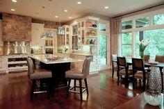 prarie+style+kitchen | Prairie style home traditional kitchen