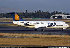 Fokker 100 (F-28-0100) aircraft picture