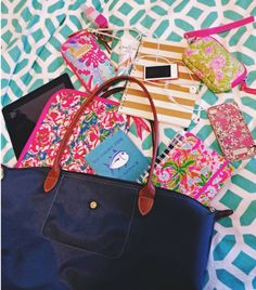 Lilly, Southern Tide and Kate Spade
