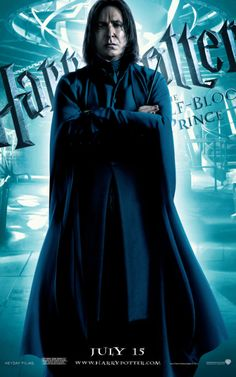 #HarryPotter_TheHalfBloodPrince (2009) - #SeverusSnape