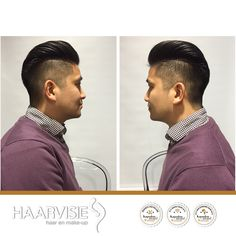 Made by Haarvisie. Top Stylist, Latest Fashion Trends, Hair Care, Stylists, Baseball Cards, Beautiful, Color, Style, Swag
