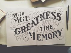 Victorian Exploration (Submitted by Ashley) – Lettering & Typography Designs