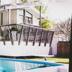 Beautiful uniquely designed and quirky house at the Gold Coast. House and Garden 2017 Gold Coast, Pergola, Outdoor Structures, Interior Design, Architecture, Garden, Outdoor Decor, House, Beautiful