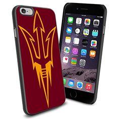 Arizona State Sun Devils, Cool iPhone 6 Smartphone Case Cover Collector iPhone TPU Rubber Case Black Phoneaholic http://www.amazon.com/dp/B00U0OISP0/ref=cm_sw_r_pi_dp_hq.lvb07NDN3C