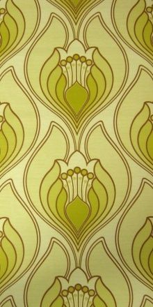 New ideas for vintage pattern design ornaments art nouveau <br> Art Nouveau Wallpaper, Retro Wallpaper, Trendy Wallpaper, Flower Wallpaper, Pattern Wallpaper, Vintage Wallpapers, Vintage Wallpaper Patterns, Wallpaper Ideas, Vintage Pattern Design