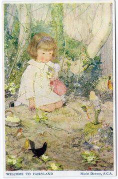 Muriel Dawson postcard | eBay