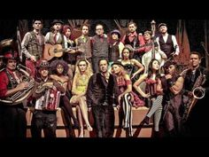 Vaud and the Villains orchestra and cabaret show is a beautiful harmony of old soul, Americana, Moulin Rouge and New Orleans Jazz. Cabaret Show, Jazz Age, Old Soul, Orchestra, Baseball Cards, Youtube, Beautiful, Moulin Rouge, Band